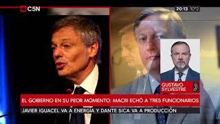 Crisis en el Gabinete: Macri desplazó a Aranguren y a Cabrera