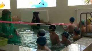 Pidu ujulas 2012. Праздник в бассейне 2012