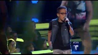 La Voz Kids | Jonael Santiago canta 'El Tiburón' en La Voz Kids