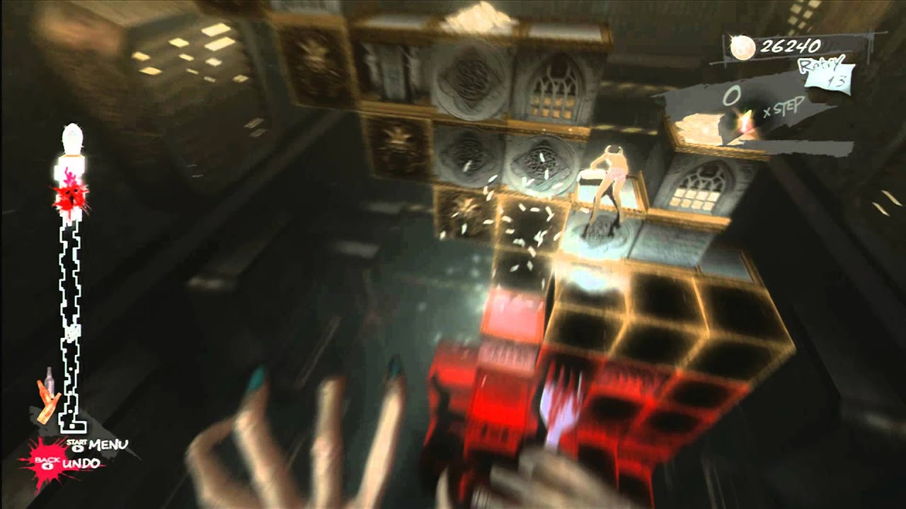 Cgroverboard Catherine For Xbox 360 Video Game Review