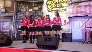 Download Video Ministry Of Idol (MOI)  anniversary ke-3 Aeon mall bsd city penutup MP3 3GP MP4