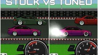 Pixel Car Racer 3k Hp Beast