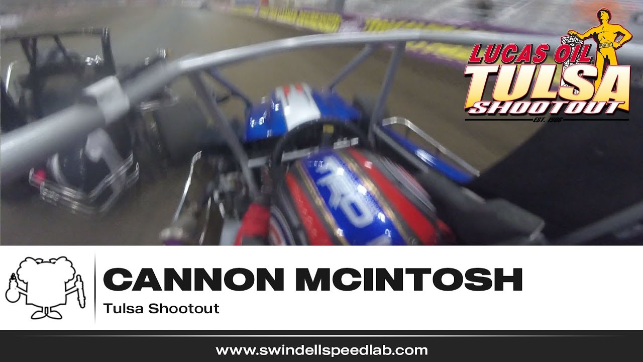 Tulsa Shootout 2020 | Cannon McIntosh Stock NW Feature | 1.4.20