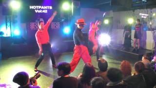 WaacKIN志団(KIN NUMBER) HOT PANTS vol.42 DANCESHOWCASE