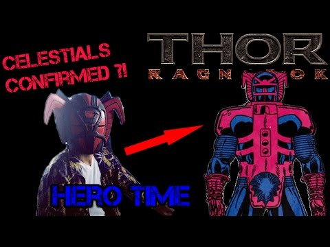 Celestials Confirmend   Thor: Ragnarok   [Hero Short News]