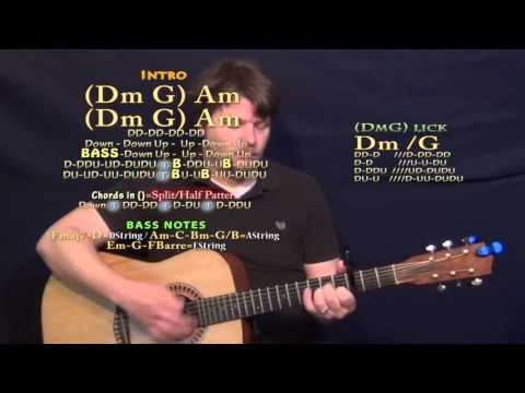 Hymn for the Weekend (Coldplay) Guitar Lesson Chord Chart - Capo 3rd