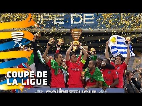 SC Bastia - Paris Saint-Germain (0-4)  (Finale) - Résumé - (SCB - PSG) / 2014-15