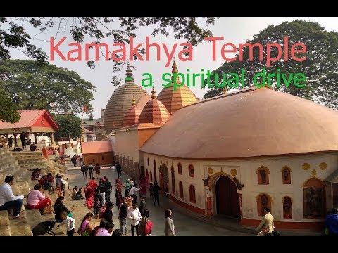 Kamakhya Temple - a spiritual drive