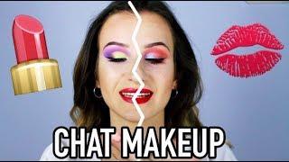 CHAT MAKEUP: DWA makijaże w JEDNYM nowościami!