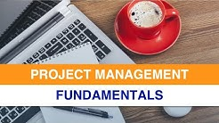 Project Management Fundamentals: 40 minute Outline of the Project Management Process