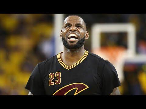 LeBron James losing his SANITY?! part 1