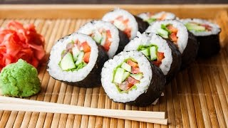 Repeat youtube video How To Correctly Eat Sushi