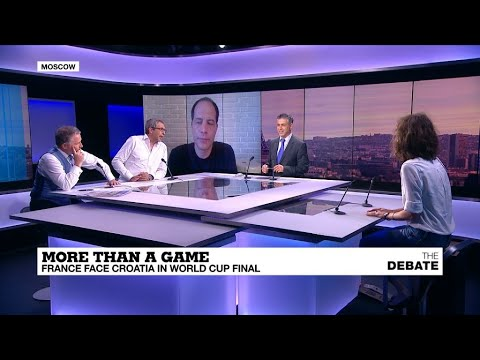 More than a game: France face Croatia in World Cup final