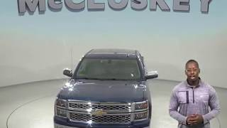 A98581GT - Used, 2015, Chevrolet Silverado, 1500, LTZ, Test Drive, Review, For Sale -