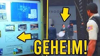 ALLE 6 VERSTECKTEN AUSGÄNGE FINDEN! + Easter Egg - GTA Online: Casino Heist DLC