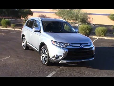 2017 Mitsubishi Outlander | Read Owner and Expert Reviews
