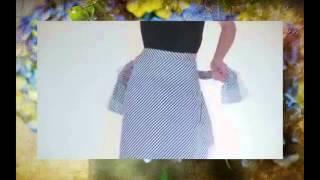 Модная одежда  Женское платье из мужской рубашки