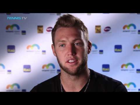 Jack Sock Interview - 03/28/17