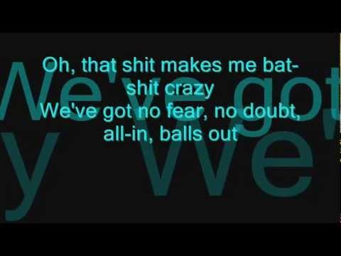 Nickelback - Burn It To The Ground Lyrics