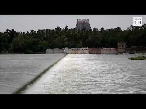 Cauvery reaches Tiruchi