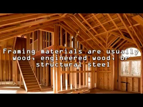 Arizona Construction Framing Materials