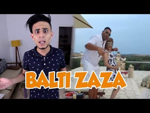 SALEM MR - BALTI & ZAZA (Law la3abt ya zahr) 😂😂😂😂
