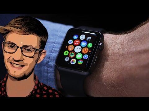 Las 7 apps imprescindibles para Apple Watch del 2016