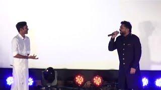 STR speech about Dhanush   Sakka podu podu raja audio launch event