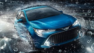 FANTASTIC! 2019 TOYOTA COROLLA HATCHBACK FIRST LOOK