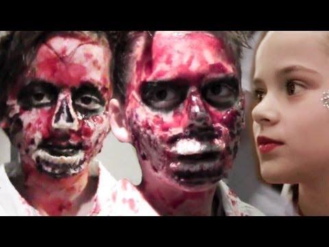 KittiesMama is Walking Dead for Halloween!!