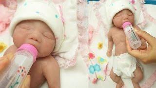 フルシリコンの赤ちゃん人形☆full silicon reborn baby doll☆