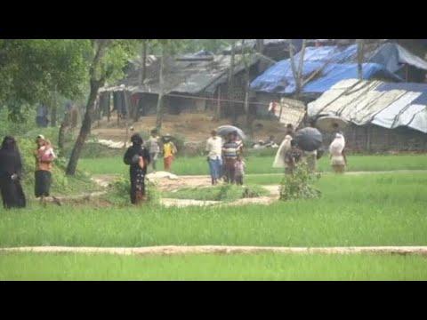 Rohingya refugees: Suu Kyi's speech is 'complete lie'
