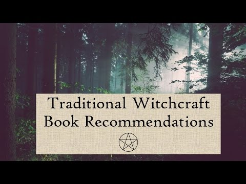 Traditional Witchcraft Book Recommendations