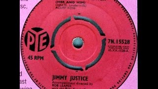 Jimmy Justice - The Guitar Player (Her and Him)