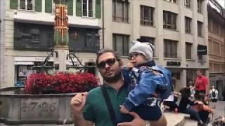 Emirle Dünyayı Geziyoruz -Lozan İsviçre Gezimiz