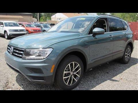 2019 Volkswagen Tiguan Baltimore MD Parkville, MD #O9159534 - SOLD