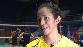 Samantha Bricio shares her pre-match rituals