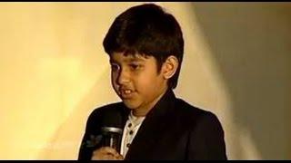 Gambar cover AR. Rahman's Son Ameen Sings in OK Kanmani | Maula Wa Sallim Song