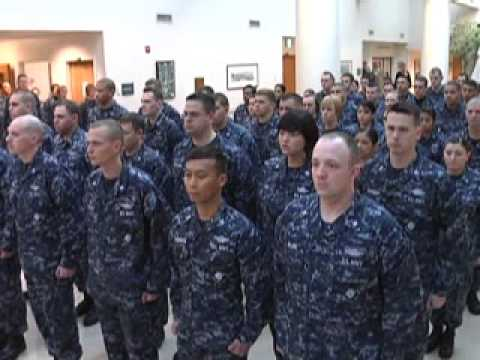 AFN: Naval Hospital Naples Corpsman Awarded Bronze Star with Valor ...