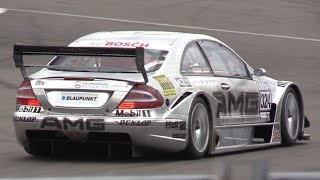AvD Oldtimer Grand Prix Nürburgring 2019 - Test Day - CLK DTM, Historic Formula One & More!