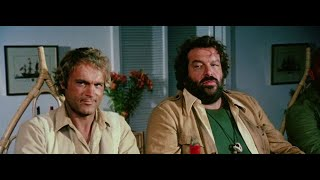 Io sto con gli ippopotami: cast, trama e curiosità del film con Bud Spencer e Terence Hill