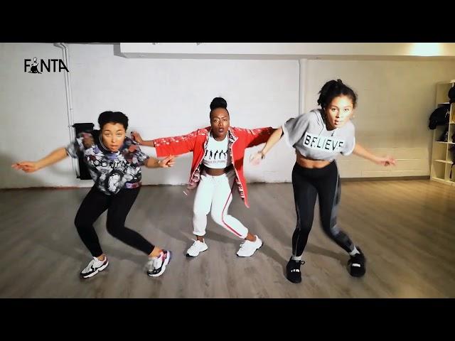 Fanta Tounkara - Dancehall Class - Pine & Ginger