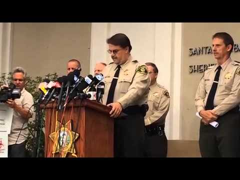 Isla Vista Shooting Press Conference
