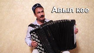 Татарская песня - Авыл көе на баяне