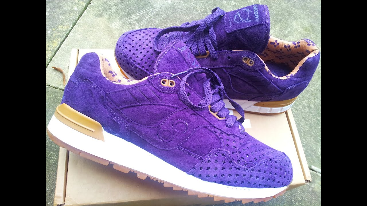 new concept 445f7 7623d Saucony X Play cloths Shadow 5000