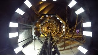 Deep Space Roller Coaster POV AWESOME Indoor Launched Ride Adlabs Imagica Mumbai India Premier Rides