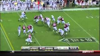 Stefen Wisniewski  vs Alabama