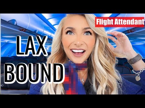 The Life Of A Flight Attendant | Not Getting Called | Vlog 36