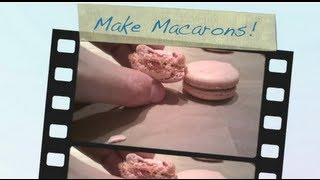 How to Make French Macarons (Macaroons) - Easiest, Foolproof Method