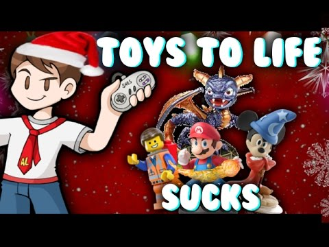 Should You Invest In Toys To Life Games Uncle Al Youtube